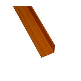 PVC Corner (H)20mm (W)20mm (L)2m