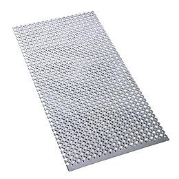 Steel Panel (L)500mm (W)250mm (T)1mm