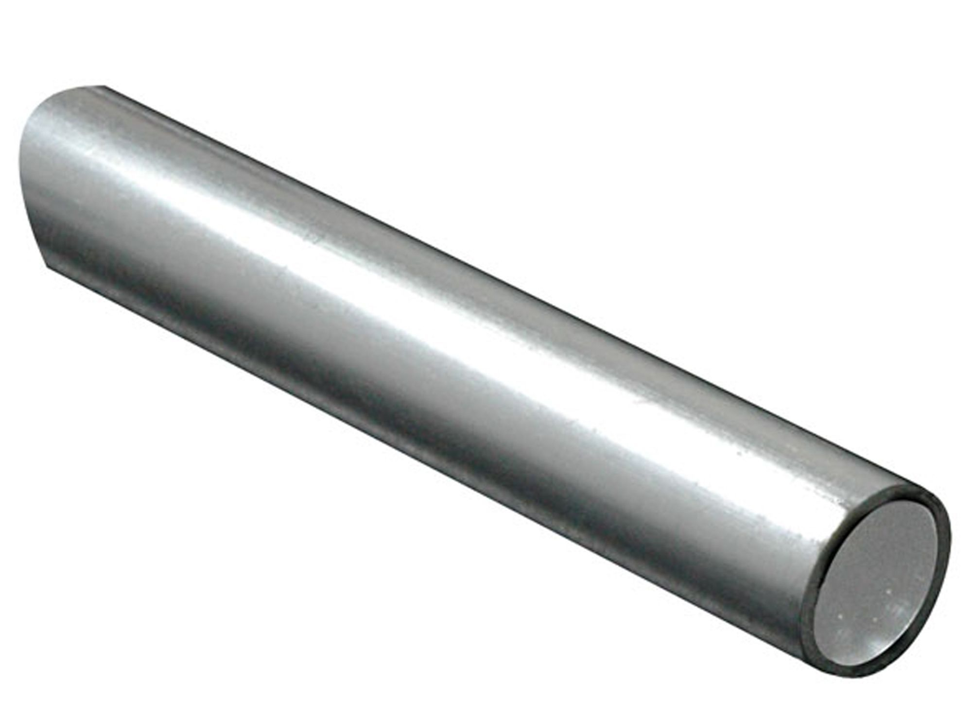 Ffa Concept Aluminium Round Tube L 1m Departments Diy