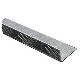 Aluminium Corner (H)50mm (W)30mm (L)1m