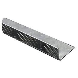 Aluminium Corner (H)50mm (W)30mm (L)2m