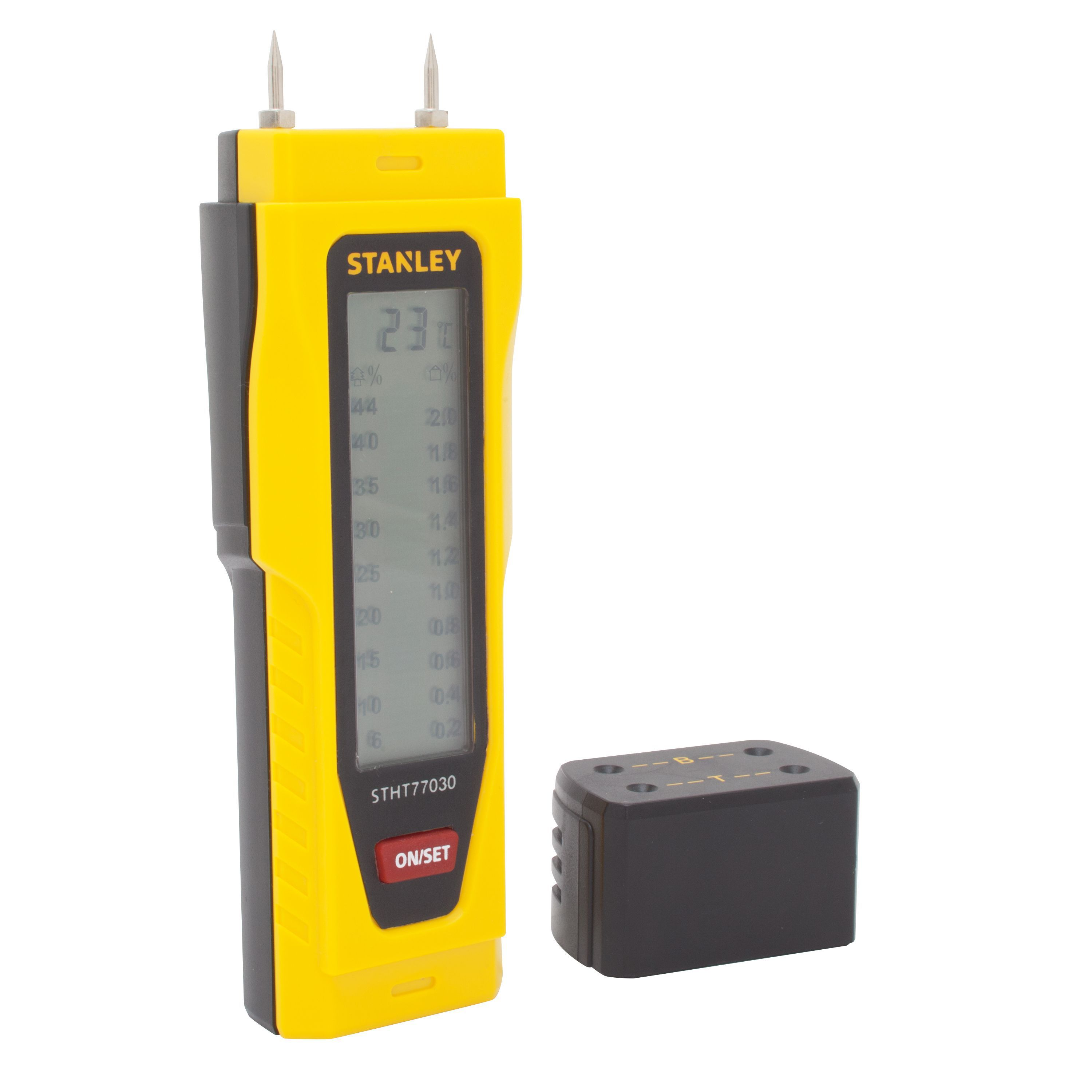 Stanley Cordless Moisture Meter Departments DIY at BampQ : 325356077030302c from www.diy.com size 3000 x 3000 jpeg 227kB