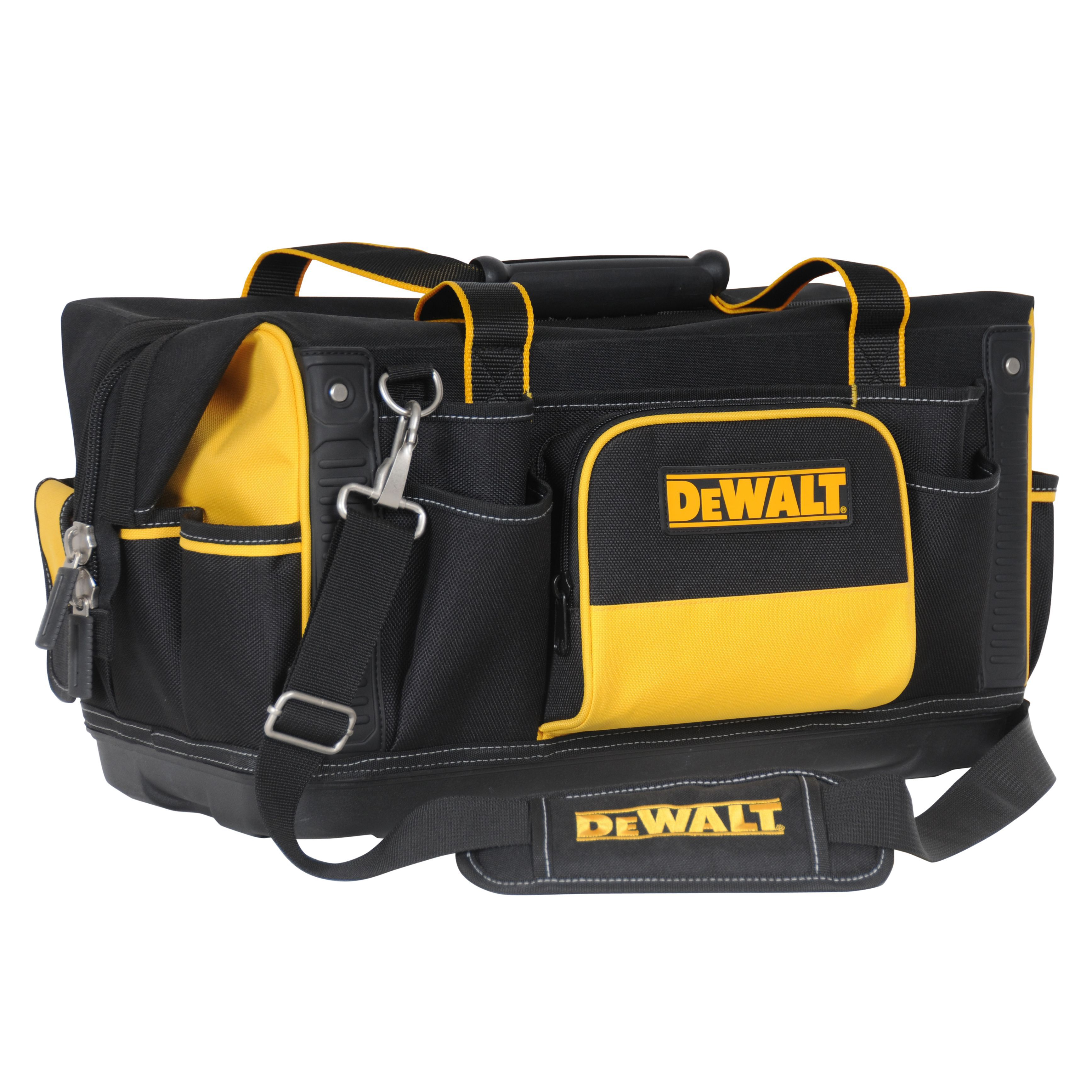 Dewalt 19 Quot Power Tool Open Mouth Tool Bag Departments