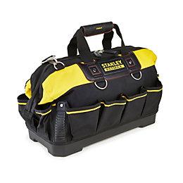 "Stanley FatMax 18"" Hard Base Tool Bag"