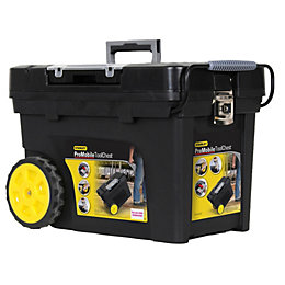 "Stanley 24"" Pro mobile tool chest"