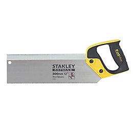Stanley FatMax Steel Tenon/Back saw (L)300mm