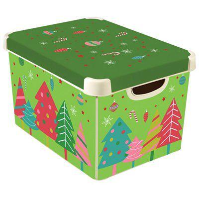 Christmas Storage Box Departments Diy At B Q