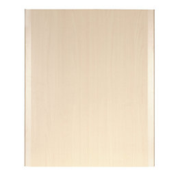 IT Kitchens Sandford Maple Effect Modern Standard Door