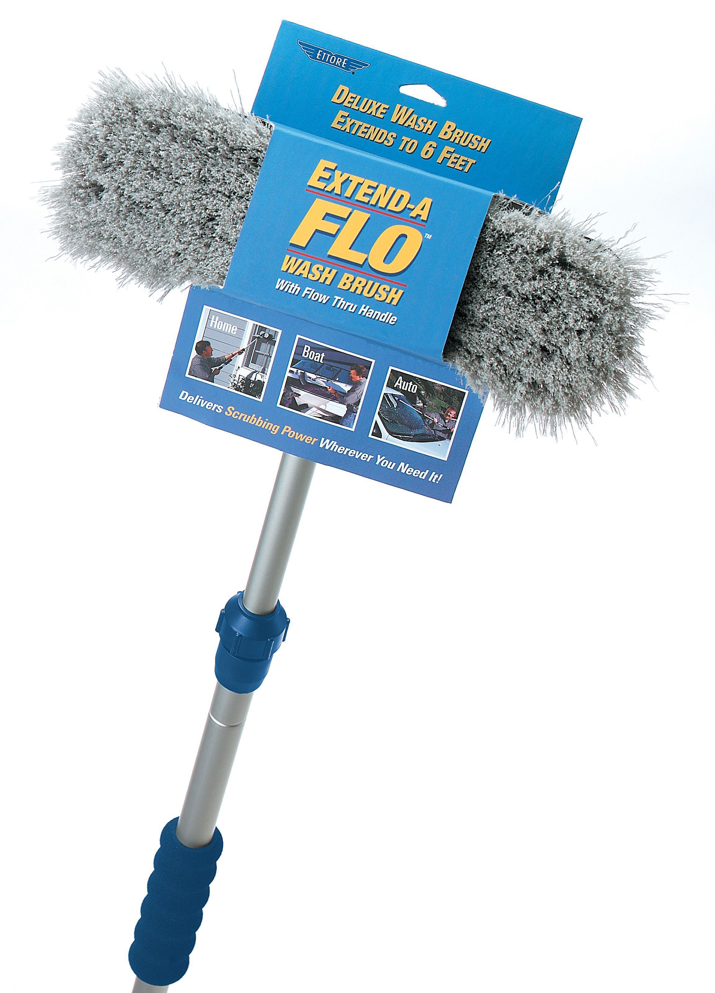 Water Fed Telescopic Cleaning Brush W 245mm Departments