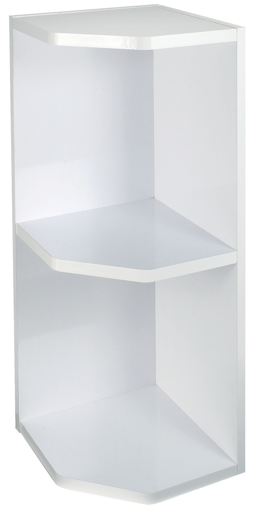 It Kitchens White Open Wall Cabinet W 300mm Departments Diy At B Q