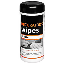 B&Q Wipes, pack of 50