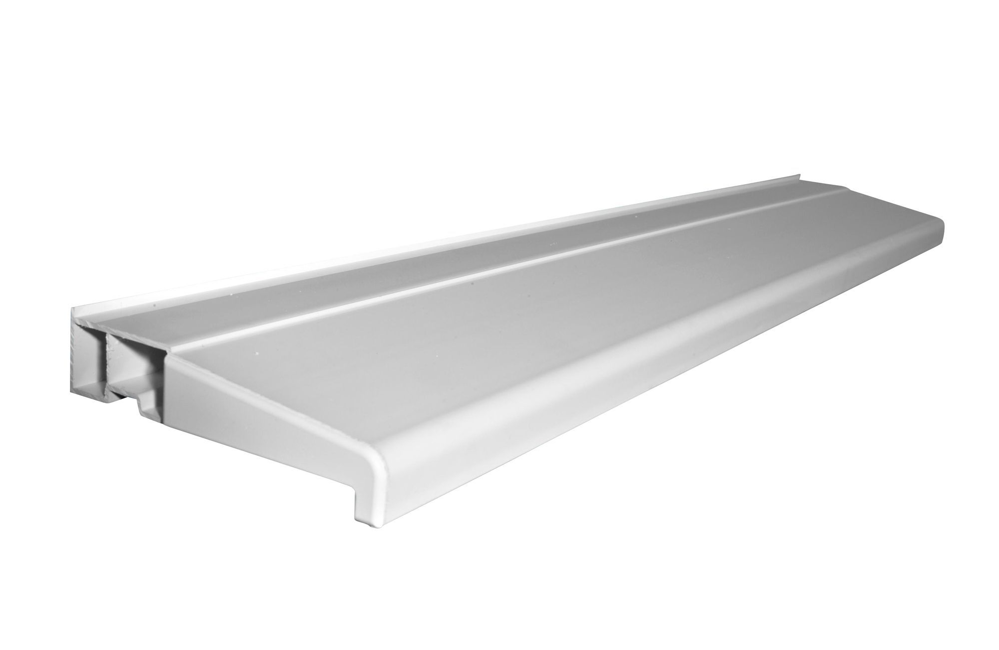 White pvcu door cill h 30mm l 1500mm d 25mm for Upvc front door 78 x 30