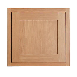 Cooke & Lewis Carisbrooke Oak Framed Oven housing