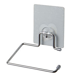 Compactor Bath Bestlock Magic White Wall Mounted Chrome