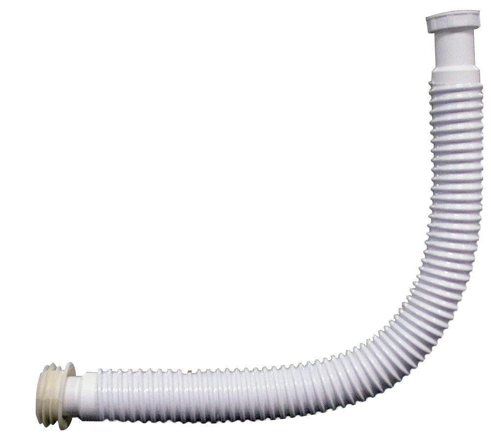 B&Q White Plastic Flush pipe kit | Departments | DIY at B&Q