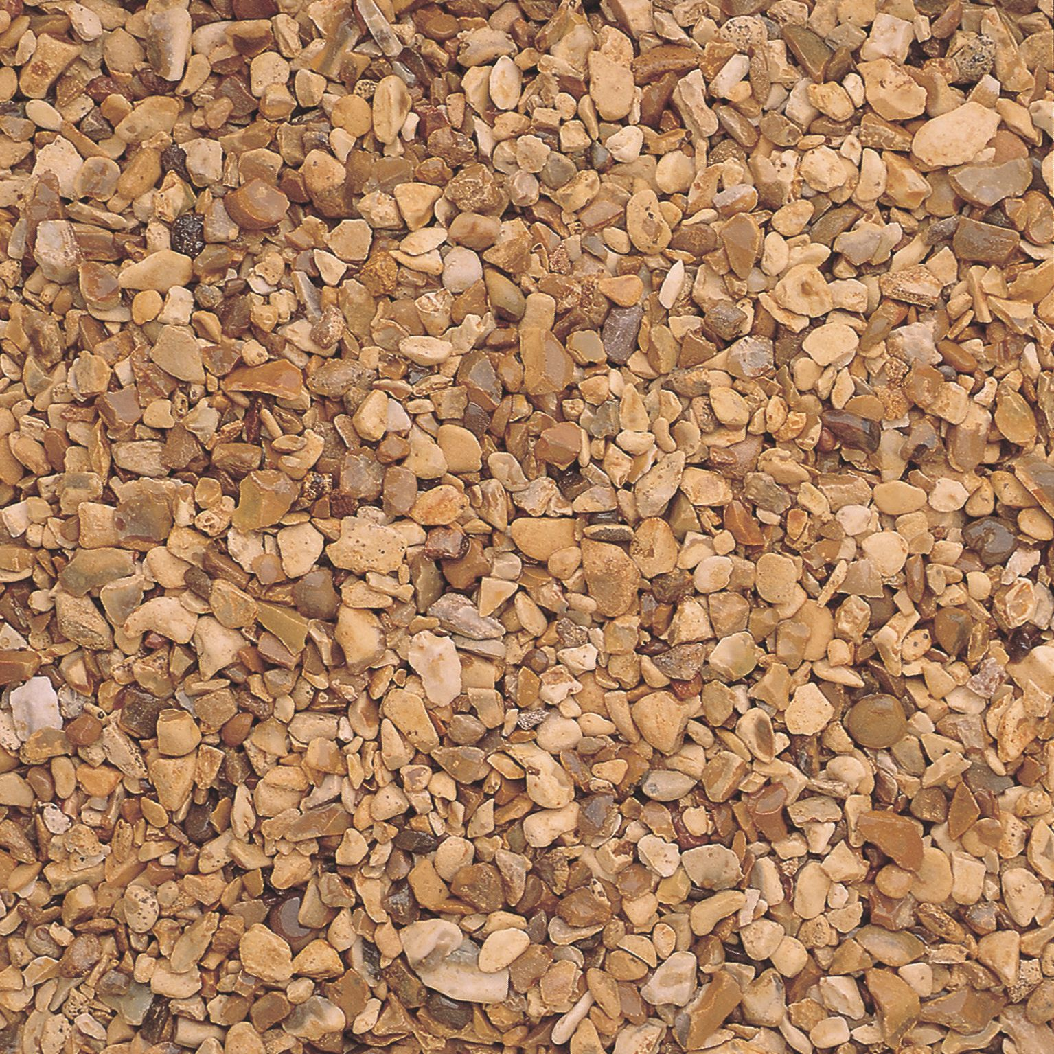 Blooma Golden Brown Gravel Decorative Stone Departments