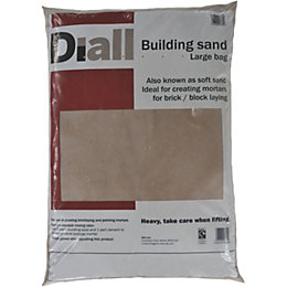 Diall Building sand Large bag