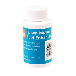 B&Q Lawnmower fuel enhancer 0.1L