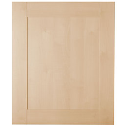 IT Kitchens Westleigh Contemporary Maple Effect Shaker Standard
