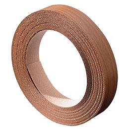 IT Kitchens Shaker Walnut Effect Edging Tape (L)10M