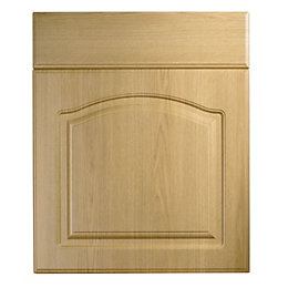 IT Kitchens Chilton Traditional Oak Effect Drawerline door