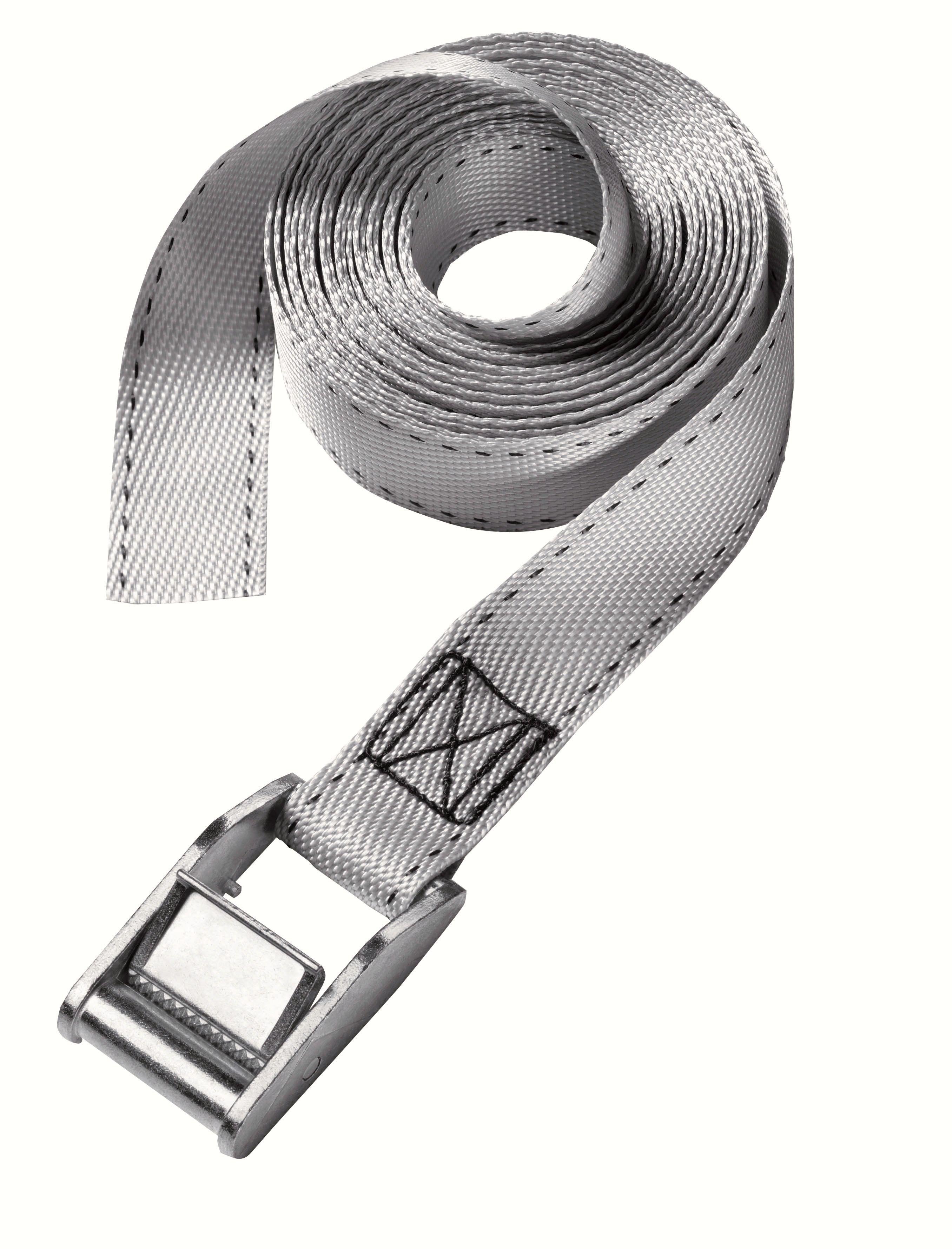 Master Lock Grey 5m Lashing Strap Departments Diy At B Amp Q