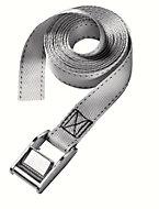 Master Lock Grey 5m Lashing strap