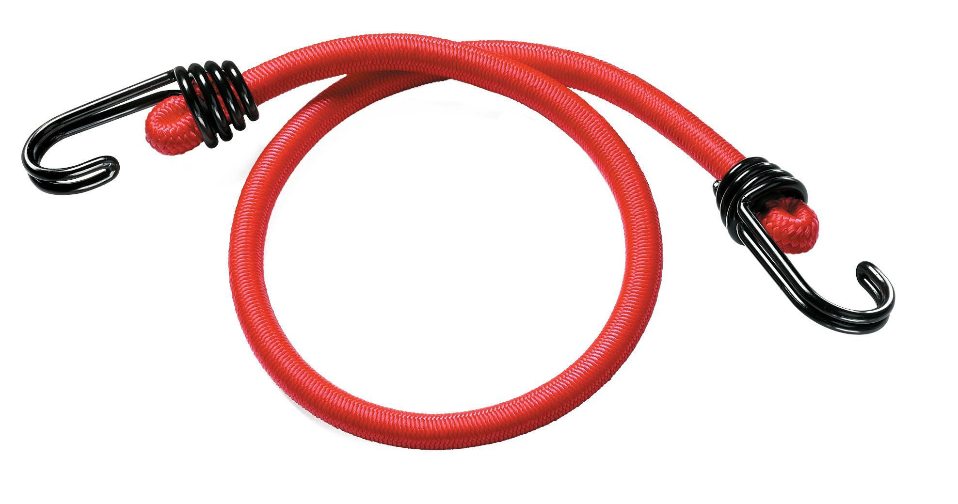 Master Lock Red Bungee Cord L 0 6m Pack Of 2