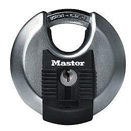 Master Lock Excell Stainless Steel Octagonal Closed Shackle