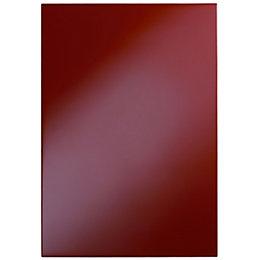 Cooke & Lewis Raffello High Gloss Red Standard