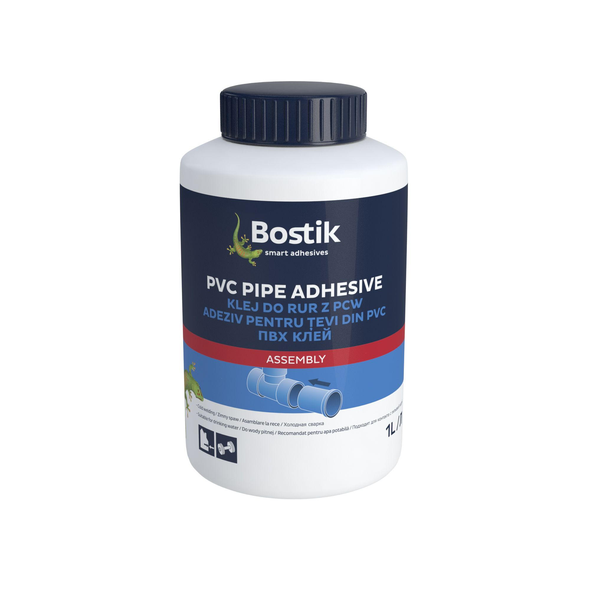 Bostik PVC glue PVC glue | Departments | DIY at B&Q