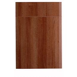 IT Kitchens Sandford Walnut Effect Modern Drawerline Door