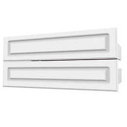 Darwin Modular White & Matt External Drawers (H)237mm