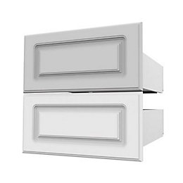 Form Darwin White External drawers