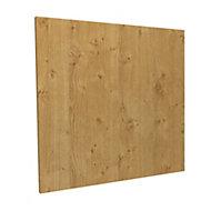 Form Darwin Modular Oak effect Bedside cabinet door (H)478mm (W)497mm