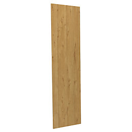 Darwin Modular Oak Effect Wardrobe Door (H)1930mm (W)497mm