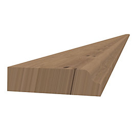 Darwin Modular Natural & Oak Effect Plinth (W)60mm