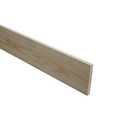 Stripwood Moulding (T)10.5mm (W)92mm (L)900mm