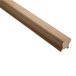 Hemlock Heavy Handrail (L)4200mm