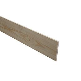 Stripwood Moulding (T)6mm (W)92mm (L)2400mm
