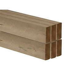 C16 CLS Timber (T)38mm (W)89mm (L)2400mm Pack of