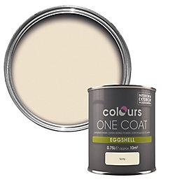 Colours One Coat Ivory Eggshell Wood & Metal