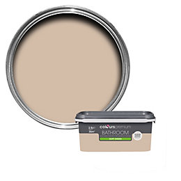 Colours Bathroom Organza Soft sheen Emulsion paint 2.5