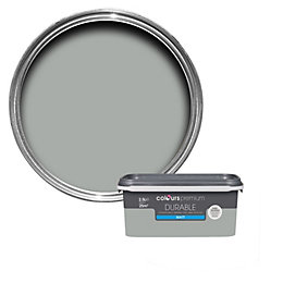 Colours Durable Platinum Matt Emulsion Paint 2.5L