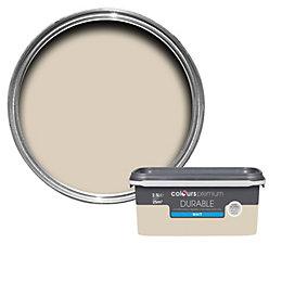 Colours Durable Soft Coffee Matt Emulsion Paint 2.5L