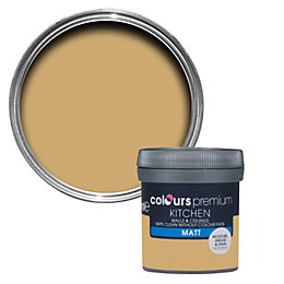 Colours Kitchen Harvest Field Matt Emulsion Paint 0.05L