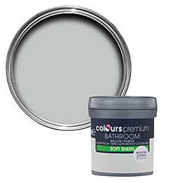 Colours Bathroom Light rain Soft sheen Emulsion paint