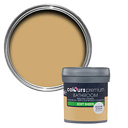Colours Bathroom Harvest field Soft sheen Emulsion paint