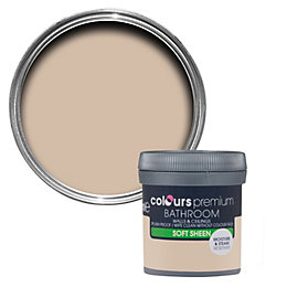 Colours Bathroom Organza Soft sheen Emulsion paint 0.05L