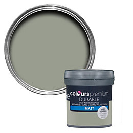 Colours Durable Fossilised Matt Emulsion paint 0.05L Tester